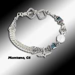 Montana C6 Knit Bracelet