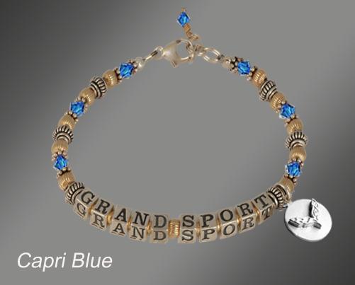 Grand Sport Bead Bracelet
